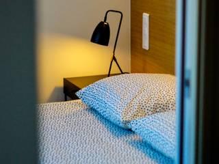 Créateurs d'Interieur의  작은 침실, 인더스트리얼