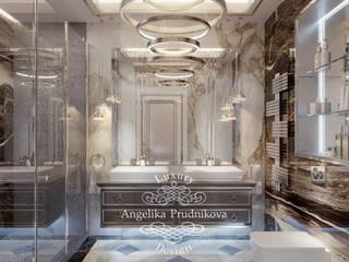 حمام تنفيذ Дизайн-студия элитных интерьеров Анжелики Прудниковой