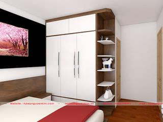 Thiết kế nội thất căn hộ chung cư Vinaconex 2 Kim Giang bởi Nội thất Nguyễn Kim