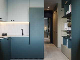 Small kitchens by Suiten7