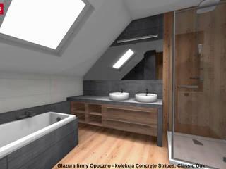 Salle de bain moderne par Lemax Design Salon Glazury Moderne