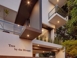 :  Bungalows by Ashwin Architects In Bangalore,
