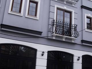 Arkista Mimarlık – Apartman:  tarz Oturma Odası,