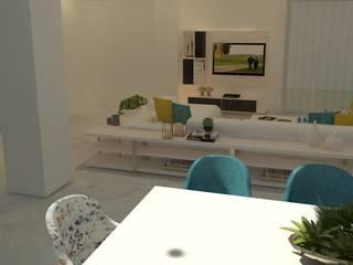 Moderne Wohnzimmer von Casactiva Interiores Modern
