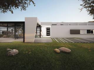 Casa en Quillota Casas de estilo minimalista de Sebastian Ginsberg Arquitecto Minimalista