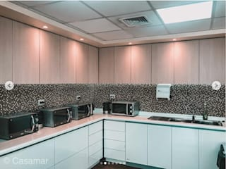Casamar SpA Minimalist kitchen