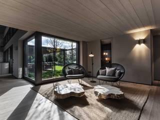 CLARIS LUZ S.L. Living roomLighting