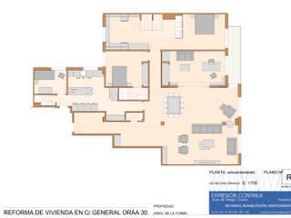 minimalist  by DE DIEGO ZUAZO ARQUITECTOS, Minimalist