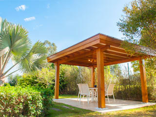 Modern Garden by Saraiva Design em Madeiras Modern