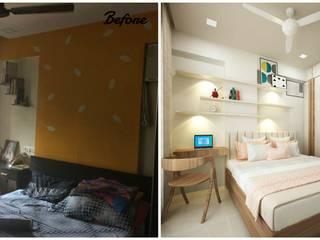 Cuartos de estilo moderno de Shreya Bhimani Designs Moderno