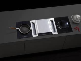 ERGE GmbH Cocinas de estilo moderno