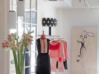 Klassieke kantoor- & winkelruimten van Piedra Papel Tijera Interiorismo Klassiek