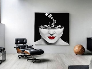 Quadros Decorativos por Móveis Online Moderno