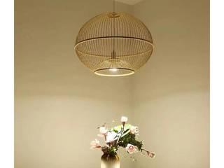 Fine Asianliving | Bamboe Lampen | Handgemaakt | Uniek Design | Premium Kwaliteit: modern  door Orientique , Modern