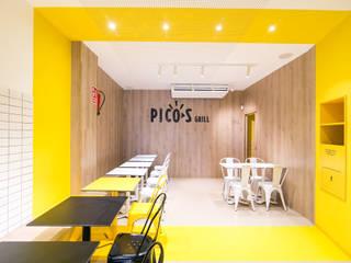 Moderne Gastronomie von Piedra Papel Tijera Interiorismo Modern