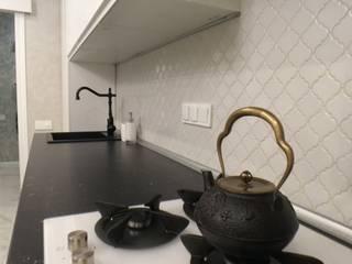 Дизайн интерьера двухкомнатной квартиры (ЖК САМПО):  в . Автор – Лана Веригина ,