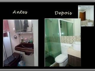Casa de Banho Casas de banho modernas por Criterio Explendido Moderno