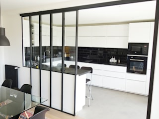 Kitchen by Créateurs d'Interieur