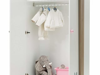 اثاث مصر Nursery/kid's roomWardrobes & closets Chipboard Pink
