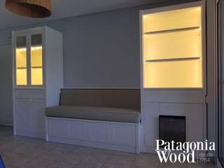 por Patagonia wood Moderno