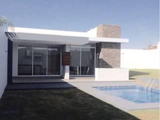 EBA Architecture & Desing Modern Terrace