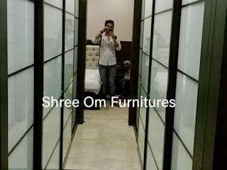 Residential Apartment Shree Om Furnitures BedroomWardrobes & closets