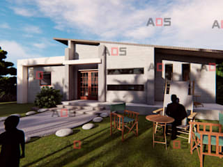 Cottage Design:  Houses by Abacus Design Studio,