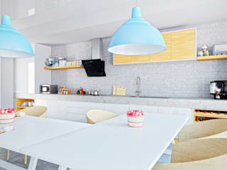 Kitchen by GLOBALO MAX, Classic