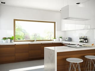 Kitchen by GLOBALO MAX, Minimalist
