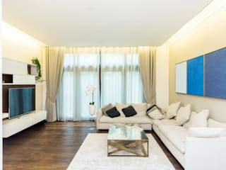 Modern living room by We Style Middle East Modern