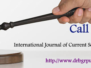 International Journal of Current Science Research (IJCSR) :  Study/office by Dr.BGR Publications,