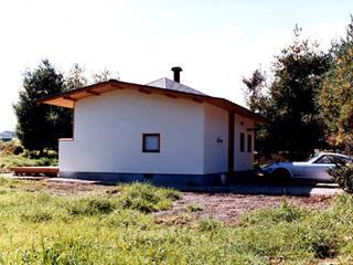 八ヶ岳の別荘ー雪童子 松井建築研究所 オリジナルな 家