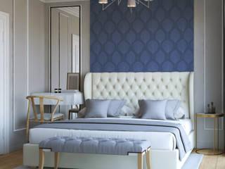 Спальная комната Спальня в классическом стиле от Musin Ruslan Классический