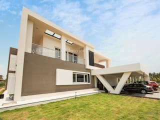 ARK Architects & Interior Designers Modern houses