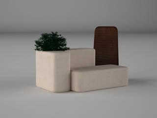 Rest di Studio Thesia Progetti Moderno
