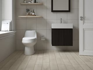 Classic style bathrooms by Interceramic MX Classic