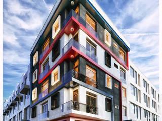 by H.E: Mimarlık Modern