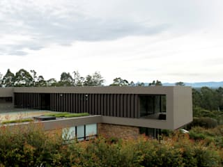 BASSICO ARQUITECTOS Single family home