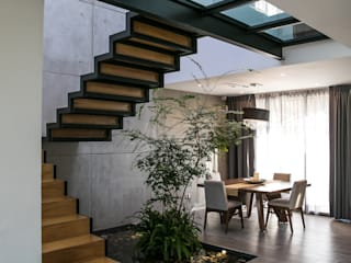 Stairs by 21arquitectos