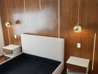 PROYECTO VISTA BOSQUES Decórame diseño más interiorismo Dormitorios modernos