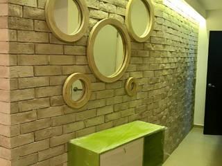PROYECTO VISTA BOSQUES Decórame diseño más interiorismo Pasillos, vestíbulos y escaleras modernos