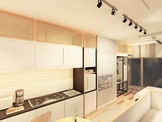 Dapur Minimalis Oleh LI A'ALAF ARCHITECT Minimalis