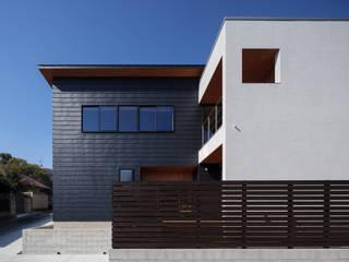 若久の家 モダンな 壁&床 の 藤本建築設計事務所 モダン
