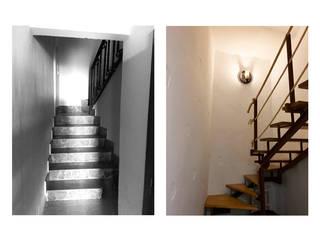 rustic  by Arte y Vida Arquitectura, Rustic