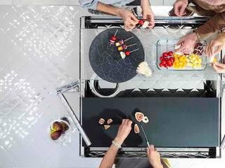 ステンレスキッチン | トーヨーキッチンスタイル の トーヨーキッチンスタイル モダン