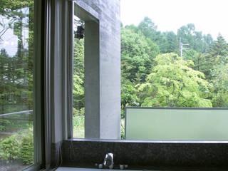 JWA,Jun Watanabe & Associates Modern bathroom