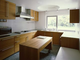 JWA,Jun Watanabe & Associates Modern style kitchen