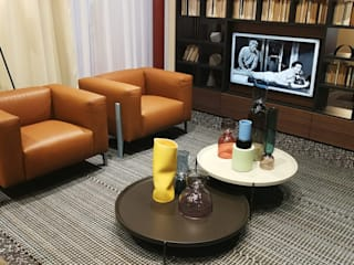 Living room by Formarredo Due design 1967,