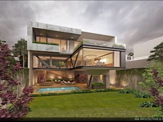 Bugambilias EBA Architecture & Desing Casas multifamiliares