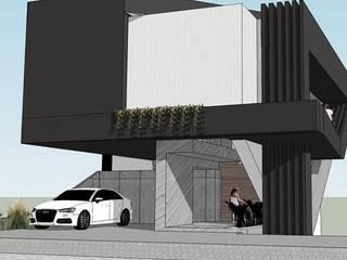 حديث  تنفيذ EBA Architecture & Desing , حداثي